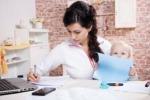 Как заработать молодой маме сидя дома