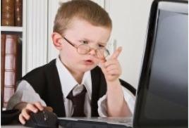 Заработок в интернете для ребёнка